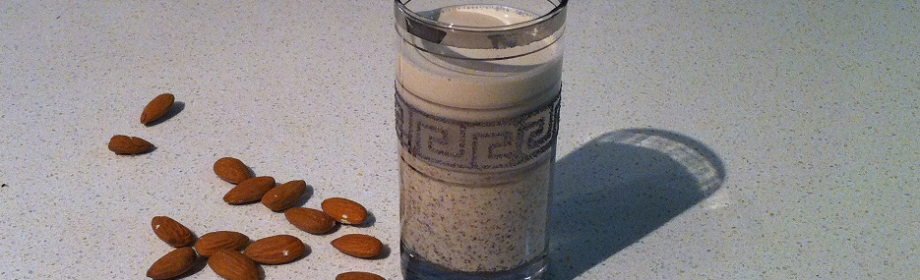 Not-milk – Almond and Rice