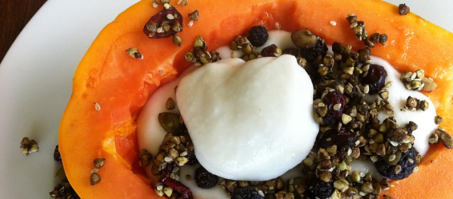 Raw Coconut Yogurt(Vegan)
