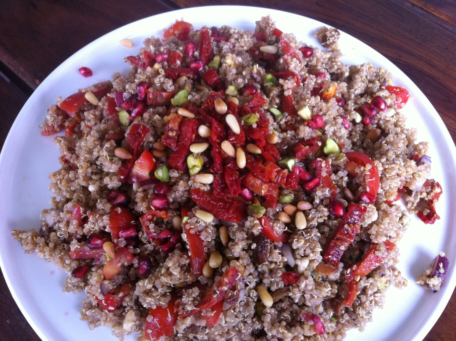 Moroccan-Inspired Salad