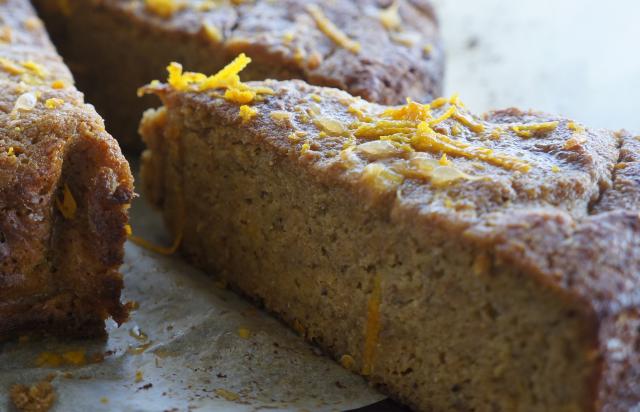 Persian Orange Cake Recipe
